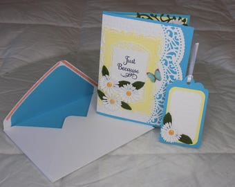 Cheerful Just Because Card