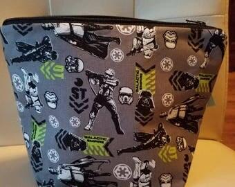Star Wars Medium Zipper Bag
