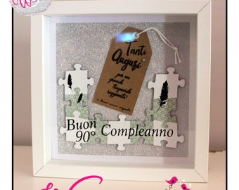 Ribba frame plaque