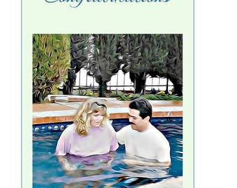 Baptism, Jehovah's Witnesses, Sister, JW