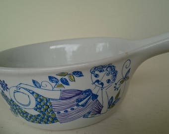 Figgjo Flint Lotte Turi bowl with handle 12925