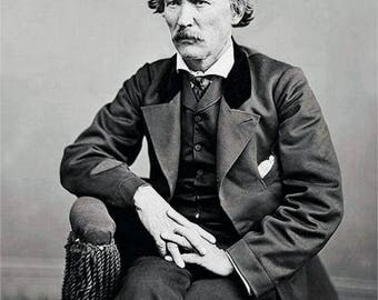 Reproduction Photo of  Kit Carson