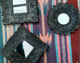 Victorian style picture frames
