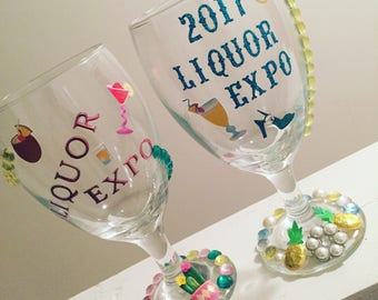Customized Glasses for any Occasion