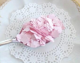 Pink Heart Confetti, Pink Confetti, Paper Confetti, Mini Heart Confetti, Heart Confetti, Small Confetti, Table Confetti, Shower Confetti