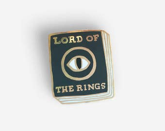 Book Pin: Lord of the Rings
