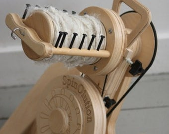 Hopper SpinOlution Spinning Wheel- Choose Your Size- Free Shipping in the US