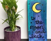 To The Moon and Back - Or...