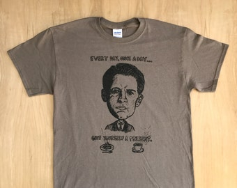 Agent Dale Cooper  Tee Shirt