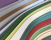 Sale* Weaving Star Paper~ Shimmer Assorted (58 strips)