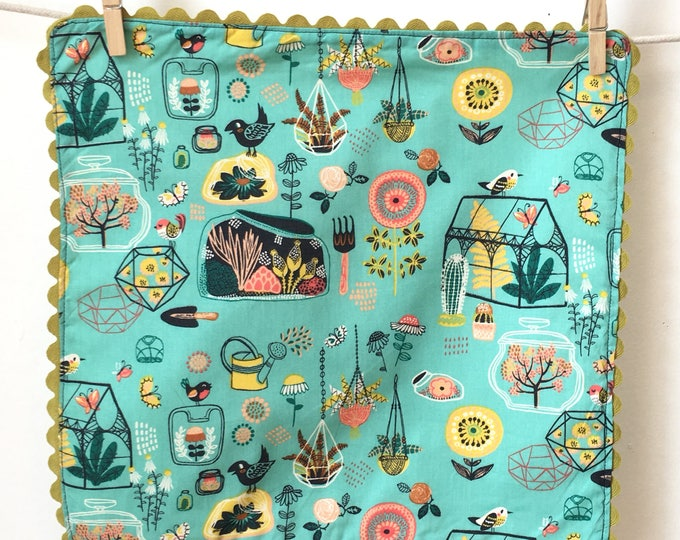Featured listing image: Rick rack  Cloth Napkins