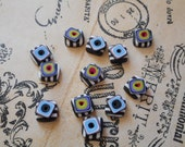 Polymer Clay Beads by TLS Clay Design-Itsy Bitsy