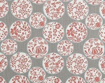 Premier Prints FABRIC - Aiko Slub Canvas - Scarlet