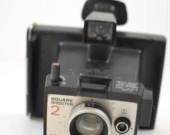 Polaroid Vintage Square Shooter 2 Land Camera