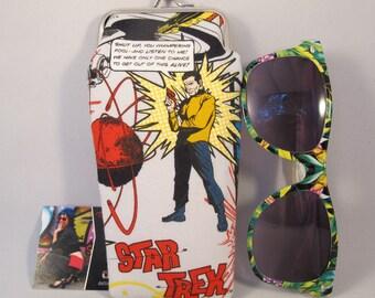 Star Trek Clasp Kisslock Glasses Cigarette Case