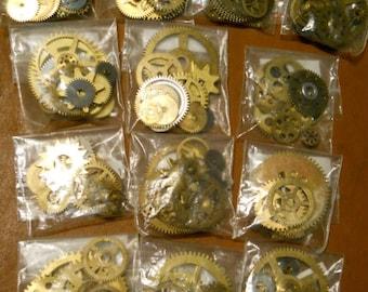 10 Real Clock Gears