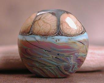 Art Glass Focal Bead Divine Spark Designs SRA