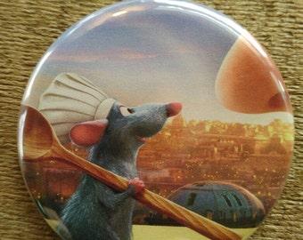 Ratatouille Pocket Mirror