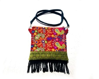 Bollywood Crossbody Purse