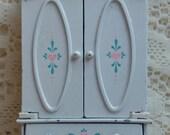 Vintage Doll House Dresser Chest