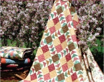 Scrap Quilts - By Lynette Jensen - From Thimbleberries - 17.95 Dollars