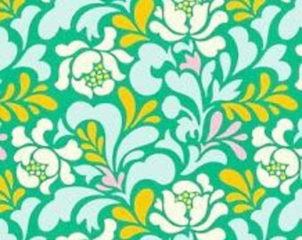 Heather Bailey Pop Garden Sway in teal