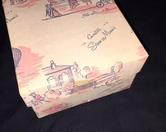 Old Stern and Mann's Gift Box