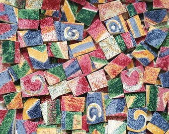 Mosiac Tiles-Mediterranean - 87 Tiles