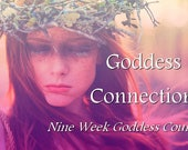 RESERVED Goddess Connections Course