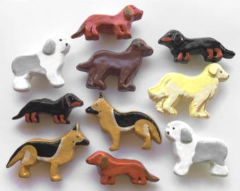 Dog Drawer Knobs