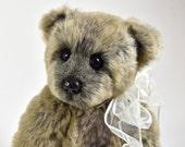 Ty - Artist Teddy Bear, On Sale, Handmade, OOAK, Plushie, Stuffed Animal, 9.5 inch
