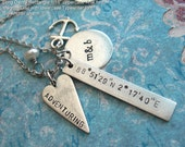 """RESERVED for redhead299 .. custom charm necklace with 30"""" cable chain"""