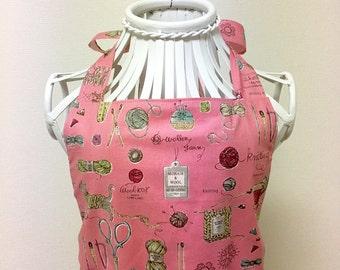 Apron / Full Apron / Dress Apron --- Sewing Tools