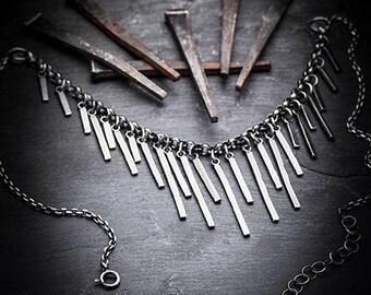 PRISON BARS necklace