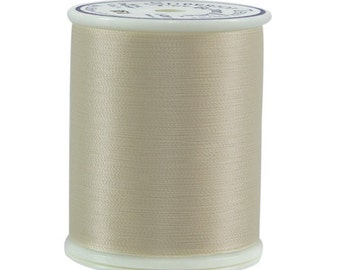 651 Ivory - Bottom Line 1,420 yd spool by Superior Threads