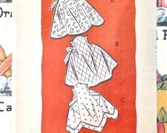 Vintage 1950s Apron Pattern - Marian Martin 9361