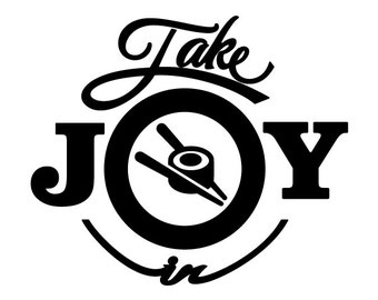Take Joy In Sushi Decal