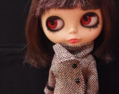 Winter Jacket for Blythe Dolls