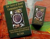 The Tarot of Bones Deck and Paperback Book Set - pagan taxidermy divination Wicca skulls magick tarot cards