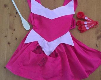 Sleeping Beauty Apron childs apron