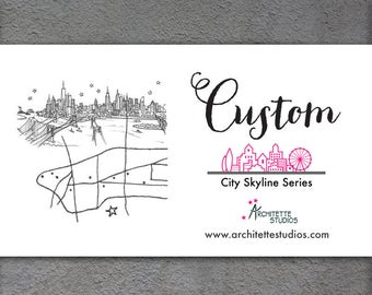Custom City Skyline Request