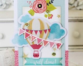 Well Done!...Handmade Card