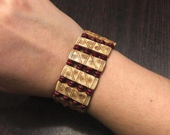 Sale - Ethnic tribal bracelet