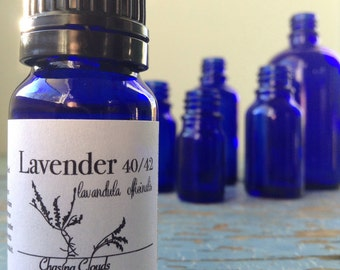 Lavender Essential Oil 40/42 - Best for Use in Soap Making - Pure Essential Oil  - Essential Oils