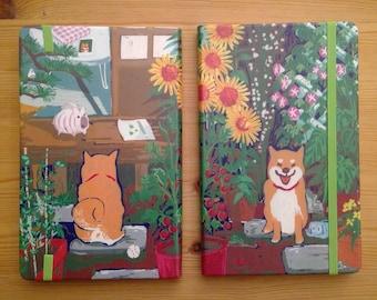 Shiba Notebook