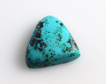 Azurite Cabachon - 19mm - Azurite Stone - Not Drilled