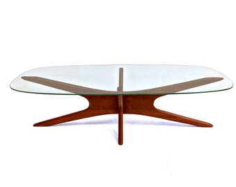 Vintage Coffee Table by Adrian Pearsall for Craft Associates