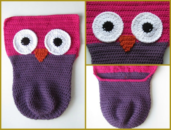 items similar to baby owl car seat cover owl car seat cover crochet baby blanket car seat. Black Bedroom Furniture Sets. Home Design Ideas