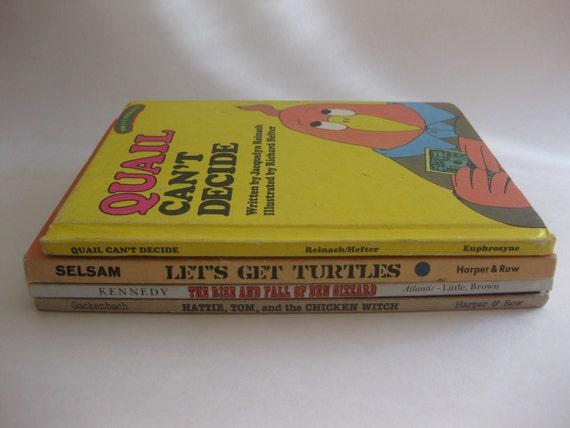 Lot 17 Sweet Pickles Book Richard Hefter Children's Classic 1970s 80s Hardcover