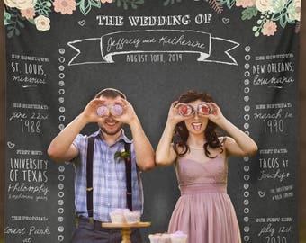 Wedding Photo Backdrop, Wedding Backdrop Curtain, Bridal Shower Decorations, Bridal Shower Backdrop, Backyard Wedding / W-G26-TP REG1 QQ9